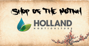 Holland Horticulture Q&A (Shop of the Month)